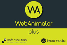 Incomedia WebAnimator Plus v3.0.2 多语言注册版-动画设计制作-亚洲在线