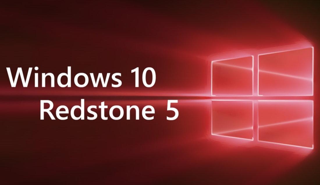 微软宣称Windows 10 Redstone 5将引入全新升级包:效率会提升40%