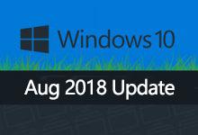 Windows 10 Version 1803 (Updated Aug 2018 ) 2018 8月更新版RS4正式版MSDN ISO镜像-简体中文/繁体中文/英文-联合优网