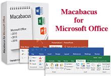 Macabacus for Microsoft Office v8.9.20.0 注册版-Office增强插件-联合优网