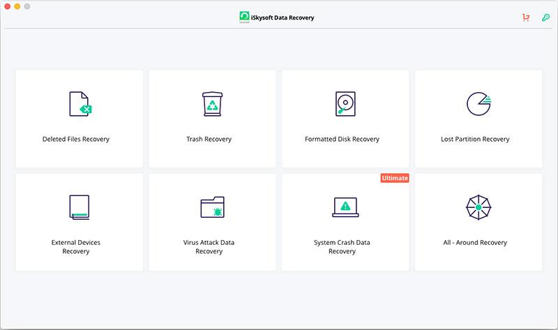 iSkysoft Data Recovery v4.0.0.21/4.0.0.10 Win/Mac 多语言中文注册版