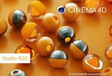MAXON Cinema 4D Studio R20.028 Win X64 多语言中文注册版-联合优网