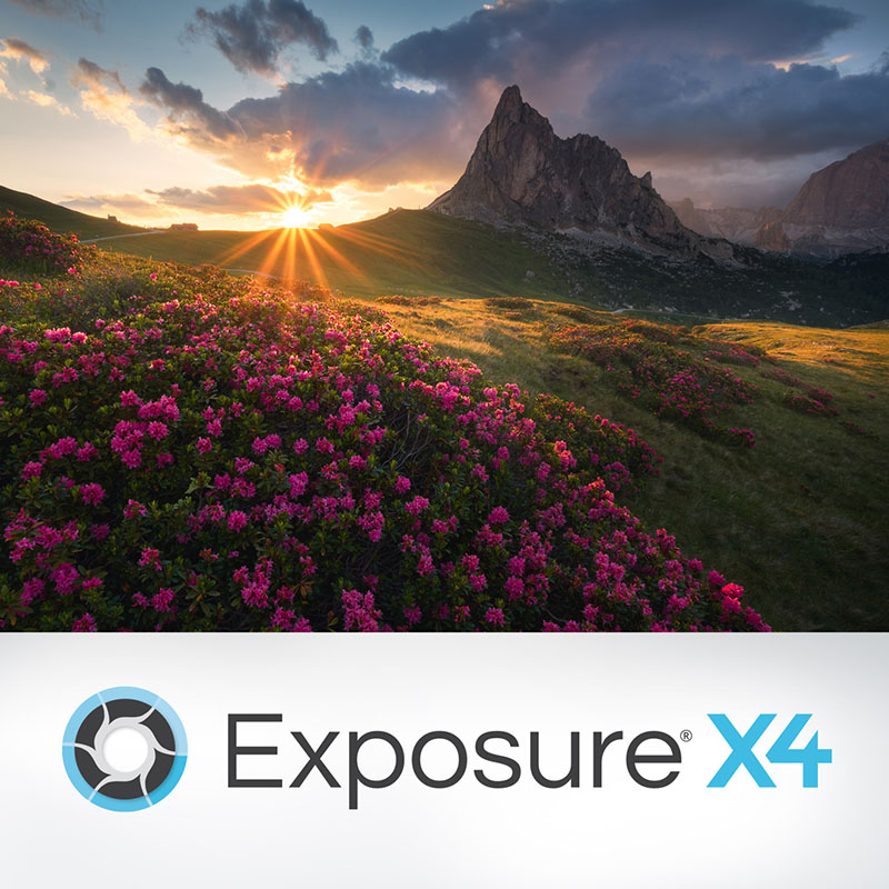 Alien Skin Exposure X4 v4.0.3.113 Win/Mac 正式注册版