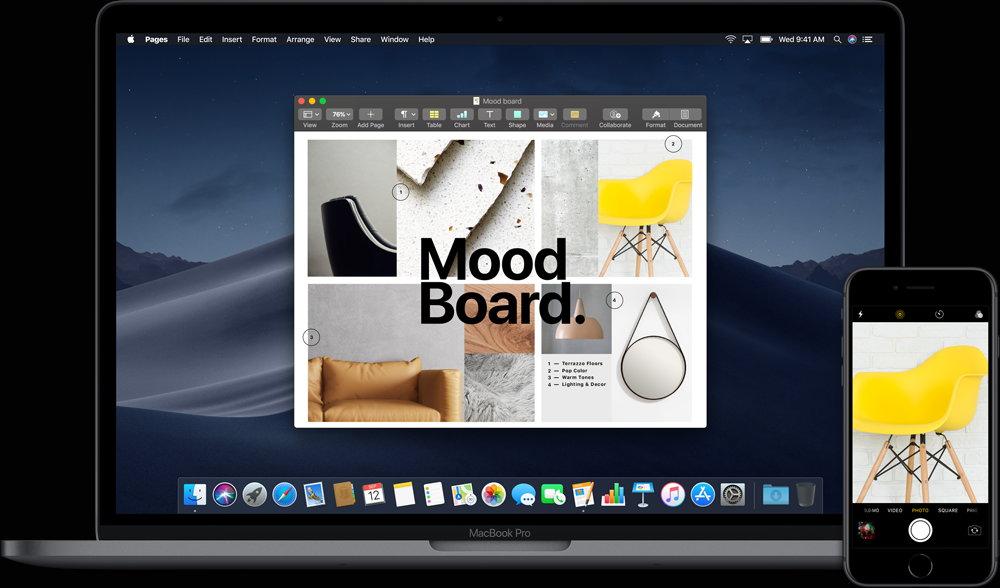 macOS Mojave v10.14 操作系统正式发布附下载