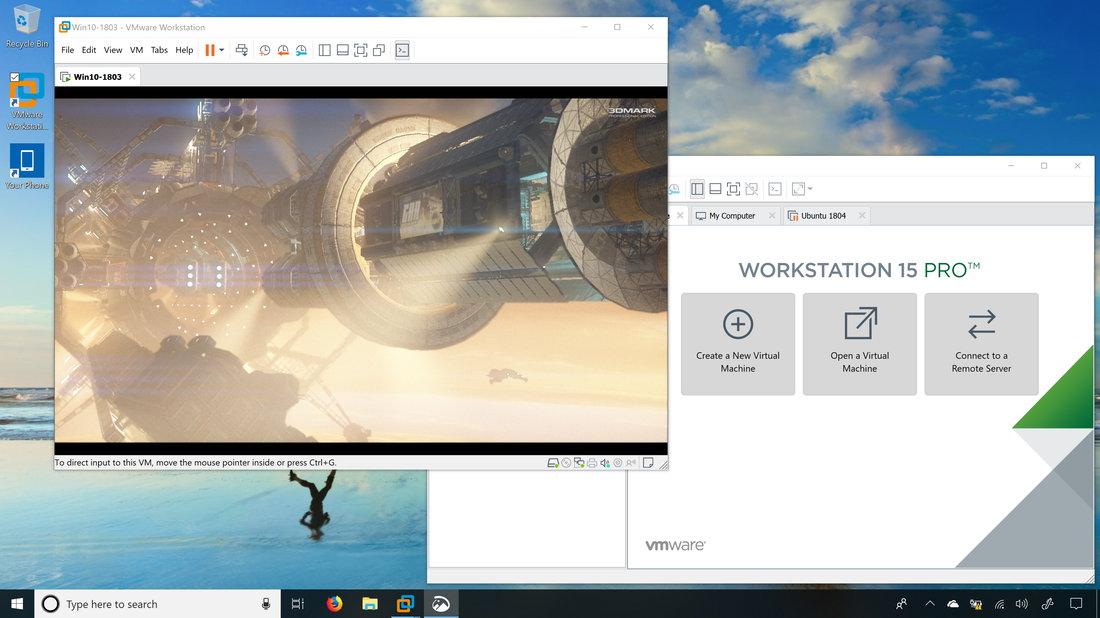 VMware Workstation Pro v15.5.6 Build 16341506 多语言中文正式注册版-最强虚拟机