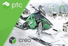 PTC Creo v5.0.5.0 x64 多语言中文注册版-2D&3D设计软件-联合优网