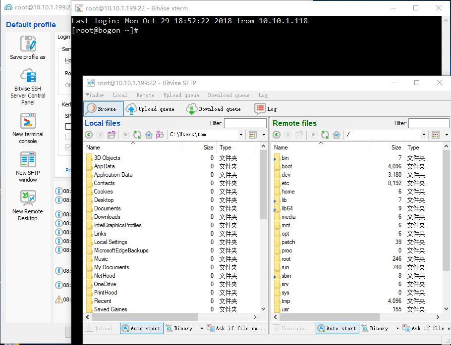 Bitvise SSH Client v8.36 + Portable 正式版-SSH和SFTP客户端