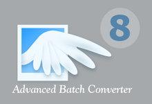 Advanced Batch Converter v8.0 多语言注册版-图形转换工具-联合优网