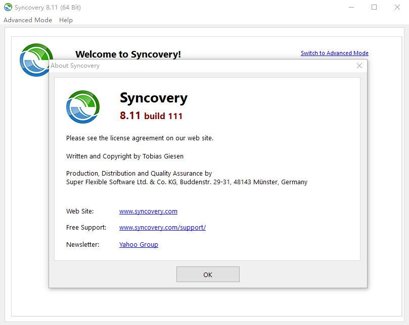 Syncovery Premium 8.11 Build 111 x86/x64 注册版 - 数据备份工具