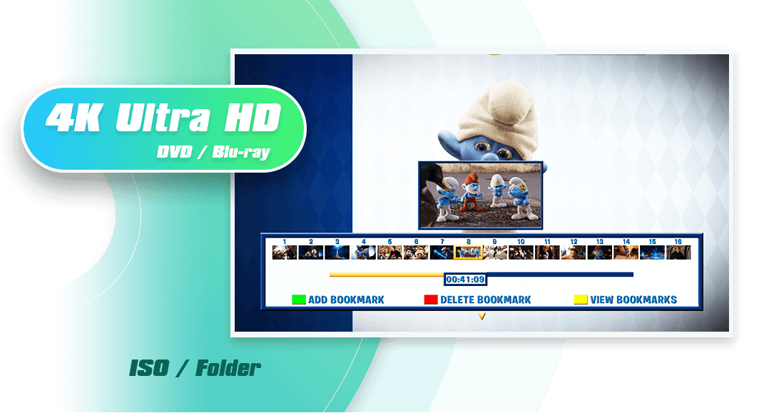 DVDFab Player Ultra v5.0.2.1 Multilingual-蓝光播放软件