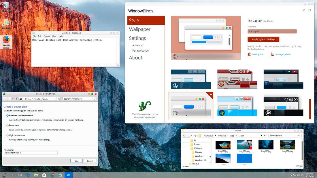 WindowBlinds v10.74 注册版 - Windows美化工具