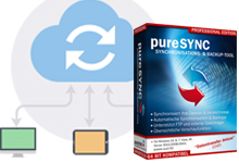 PureSync v4.7.2 多语言正式版-文件备份同步软件-联合优网