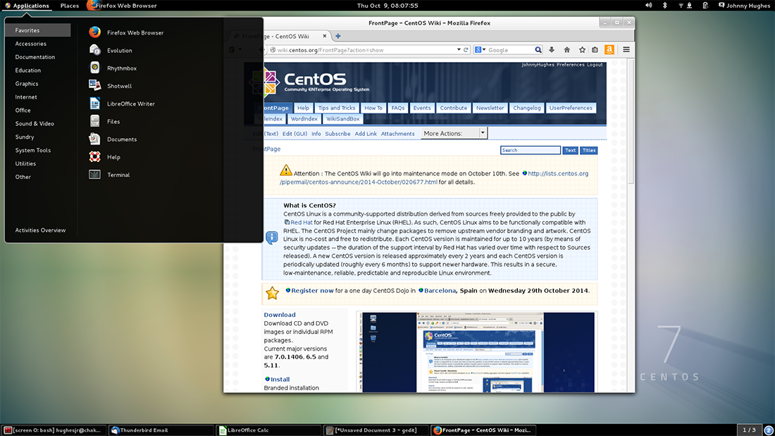 CentOS v7.6.1810 多语言中文正式版-开源Linux系统