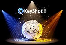 Luxion Keyshot Pro v8.1.61 多语言中文正式版-3D动画渲染制作-【a】片毛片免费观看!
