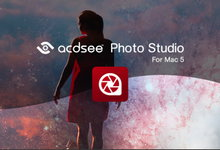 ACDSee Photo Studio for Mac v5.0 build 1017 注册版-联合优网