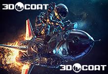 3D Coat v4.9.20 Win x64多语言中文注册版-3D数字雕塑-联合优网