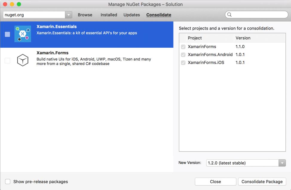 Visual Studio 2019 for Mac 8.3 正式发布附下载地址