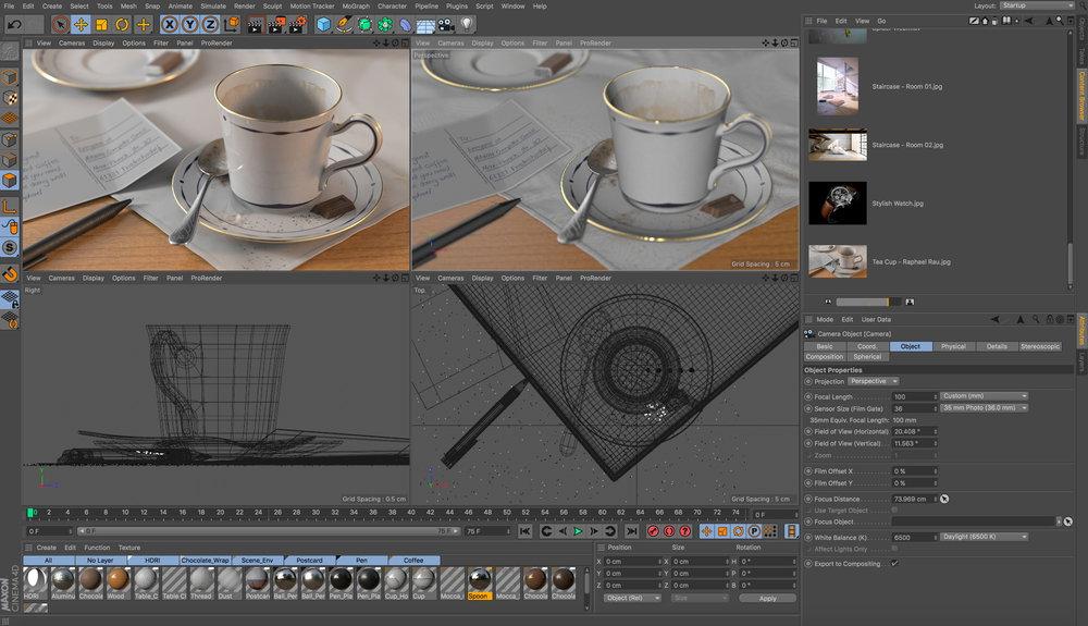 Maxon CINEMA 4D Studio R21.023 中文注册版-三维建模渲染软件