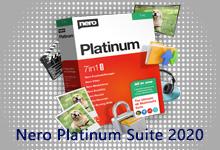 Nero Platinum 2020 Suite v22.0.02400 Retail 多语言中文正式注册版-联合优网