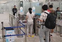 深圳机场推出智能安检通道 旅客可享全流程自助安检-亚洲在线