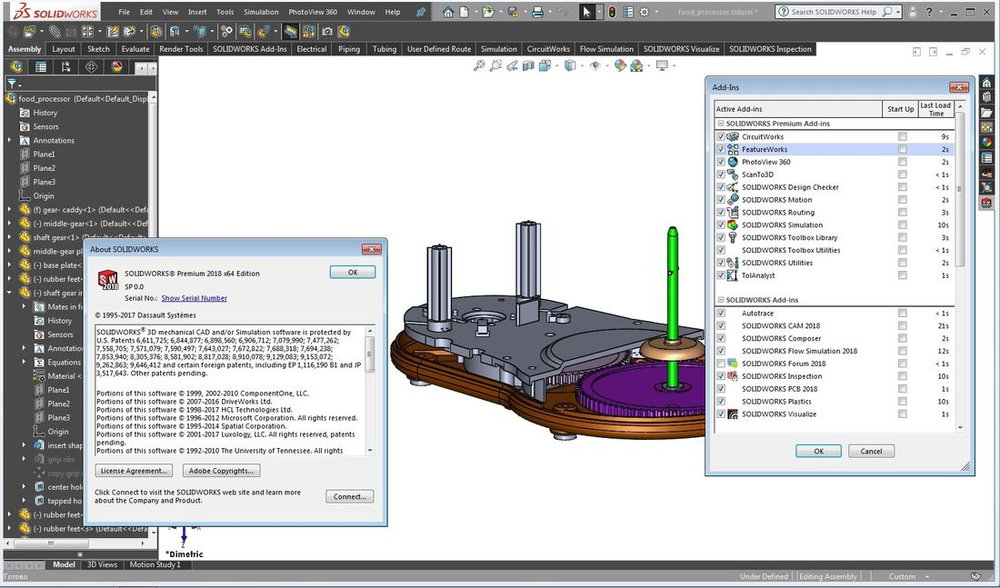 SolidWorks 2020 SP1.0 Full Premium Multilanguage 多语言中文注册版