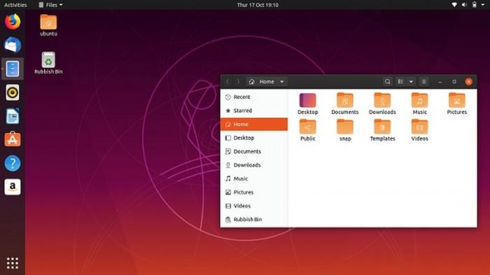 Ubuntu 19.10 稳定正式版发布附下载 - 默认搭载GNOME 3.34桌面环境