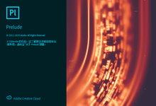 Adobe Prelude 2020 v9.0.0.415 多语言中文注册版-亚洲在线
