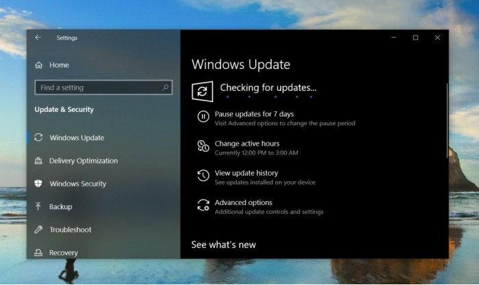 微软Win10今年第二次功能升级,Windows 10 November 2019 更新已经正式开始推送