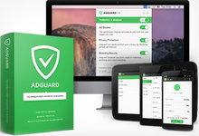 官方正版 AdGuard 广告拦截隐私保护软件 - 3 设备终身版仅需108元 - 一次购买终身使用!-联合优网