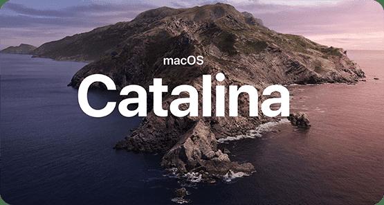 更适合 Catalina