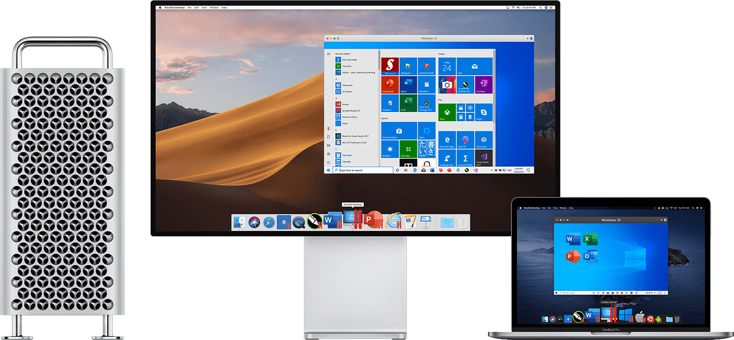 Parallels Desktop Business Edition v15.1.3-47255多语言中文注册版