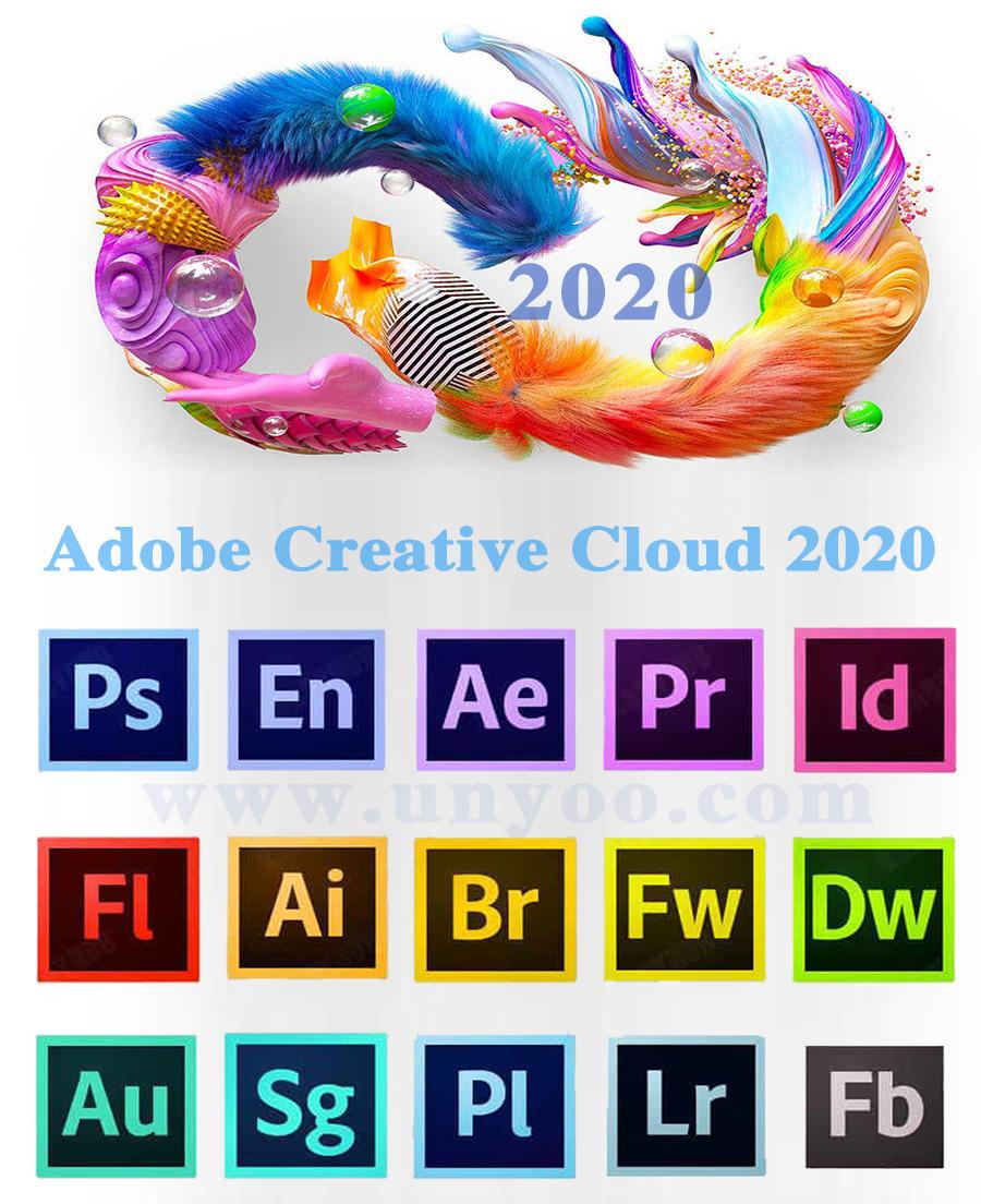Adobe 2020 v2020.07.17 v10.8 赢政全系列大师版
