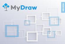 MyDraw v4.3.0 多语言中文注册版-思维导图软件-联合优网