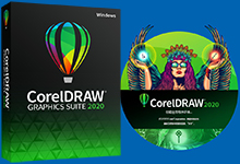 CorelDRAW Graphics Suite 2020 v22.0.0.412 x86/x64 Retail 多语言中文注册版-联合优网