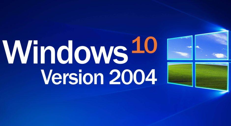 Windows 10 version 2004 Updated June 2020 MSDN正式版ISO镜像-简体中文/繁体中文/英文