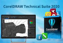 CorelDRAW Technical Suite 2020 v22.1.0.517 + Retail 多语言中文注册版-联合优网