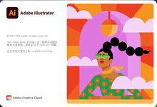 Adobe Illustrator 2021 v25.2.1.236 x64 Multilingual 多语言中文注册版-联合优网