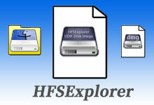 HFSExplorer 2021.2.22 最新版 - macOS HFS/DMG磁盘格式读取转换-联合优网