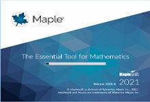 Maplesoft Maple 2021.0 Multilingual 多语言中文注册版-联合优网