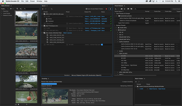 Adobe Media Encoder 2021 v15.0.0.37 Multilingual 多语言中文版