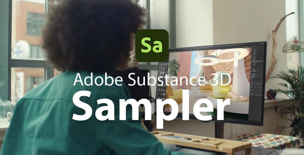 Adobe Substance 3D Sampler v3.0 正式注册版-3D 捕捉软件