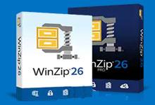 WinZip Pro v26.0 Build 14610 x86/x64 正式注册版附注册码Key-联合优网