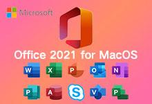 Microsoft Office 2021 for Mac v16.54 VL MacOS多语言中文企业授权版-联合优网