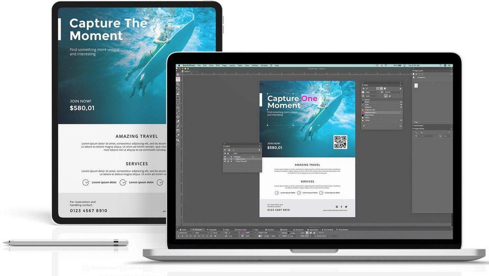 QuarkXPress 2021 v17.0.1 多语言中文正式注册版-数字设计排版软件
